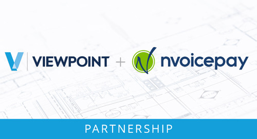 Partnering to Improve Payment Efficiency in Construction