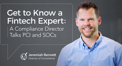 Get to Know a Fintech Expert — PCI and SOCs