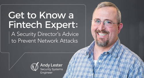 Get to Know a Fintech Expert — How to Prevent Network Attacks