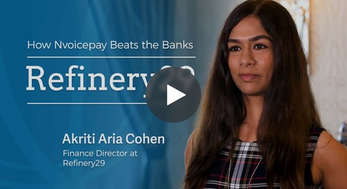Customer Takeaway: How Nvoicepay Beats the Banks