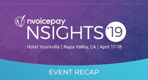 Nvoicepay Nsights 2019 Thought Leadership Summit: Event Recap