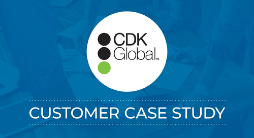 Case Study: CDK Global