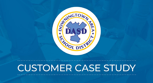 Case Study: Downingtown Area School District