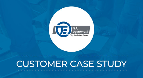 Case Study: TEC Equipment