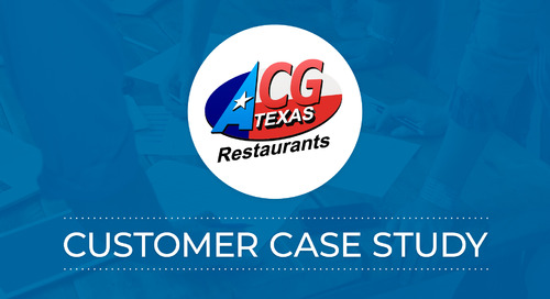 Case Study: ACG Texas Restaurants