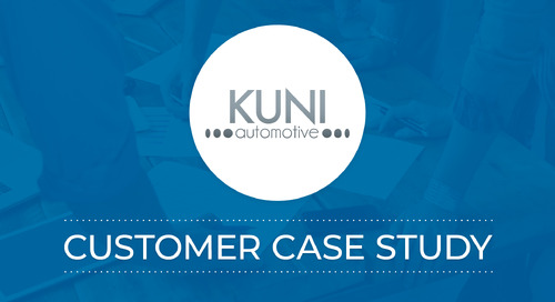 Case Study: Kuni Automotive