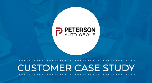 Case Study: Peterson Auto Group