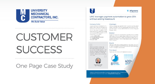 Customer Success: University Mechanical Contractors