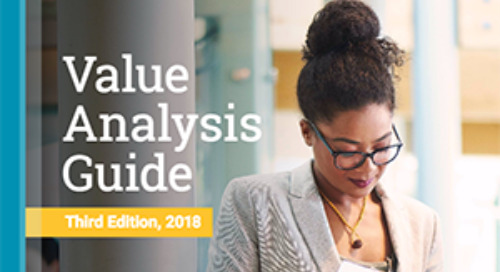 Premier's Value Analysis Guide