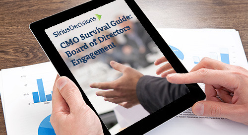 CMO Survival Guide for the Board of Directors
