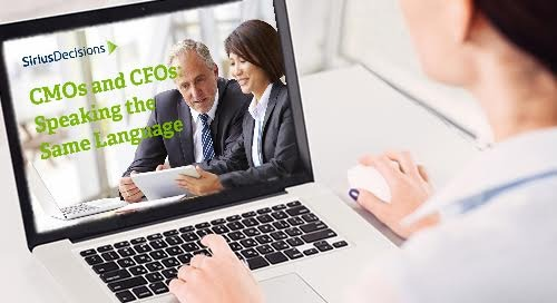 CMOs and CFOs Speaking the Same Language