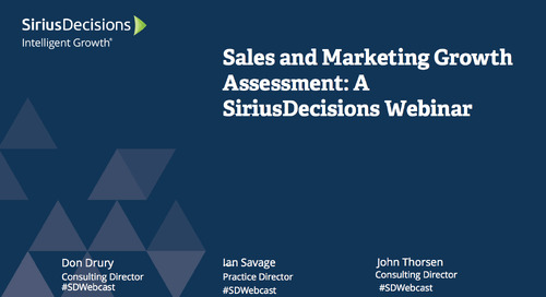 Sales & Marketing Revenue-Growth Assessment Webcast Replay