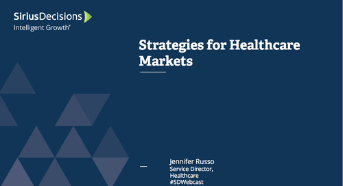 Strategies for Healthcare Marketers Webcast Replay