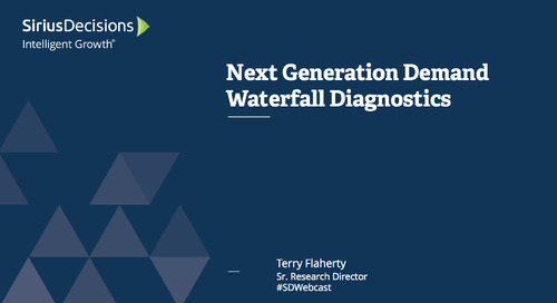 Next-Generation Waterfall Diagnostics Webcast Replay