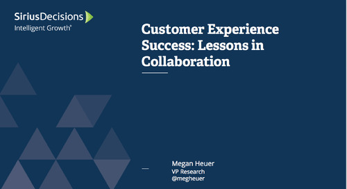 Customer Experience Success: Lessons in Collaboration and Keeping Score from Imprivata's Journey Webcast Replay