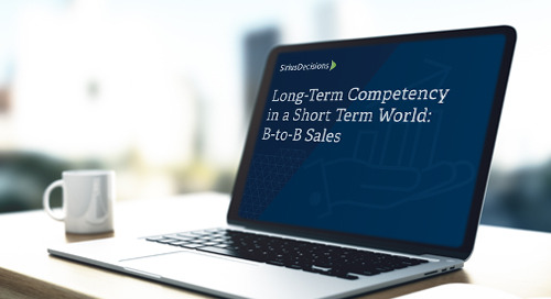 Long-Term Competency in a Short-Term World