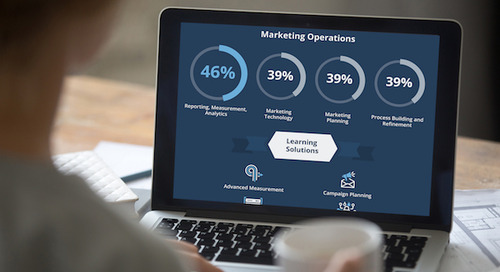 Long-Term Competency in a Short-Term World: B2B Marketing Infographic