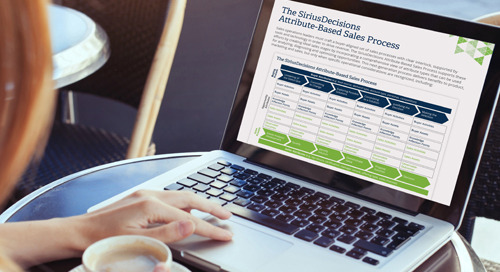 The SiriusDecisions Attribute-Based Sales Process