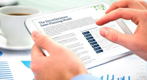 The SiriusDecisions Sales Planning Model
