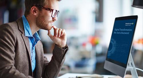 Digital Transformation: Not Just a Buzzword