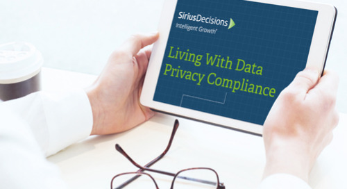 Living With Data Privacy Compliance