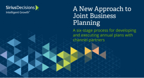 Ensuring Quota Attainment Through Better Joint Partner Planning Webcast Replay