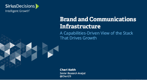 Brand and Communications Tech: Build, Buy or Hire Webcast Replay