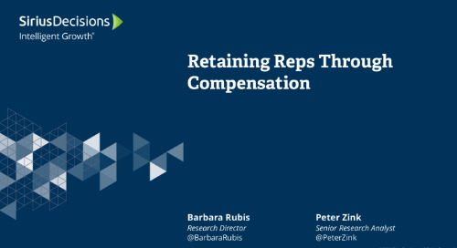 Sales Compensation Webcast Replay