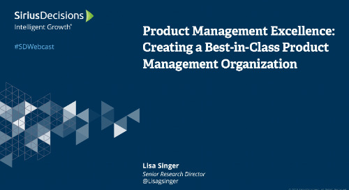 The Secrets of Highly Effective Product Management Webcast Replay