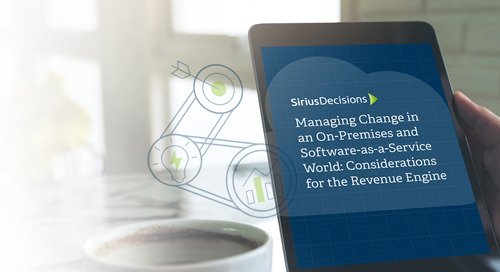Managing Change in an On-Premises and SaaS World