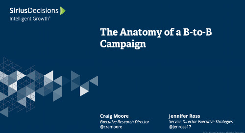 Introduction to the Campaign Framework Webcast Replay