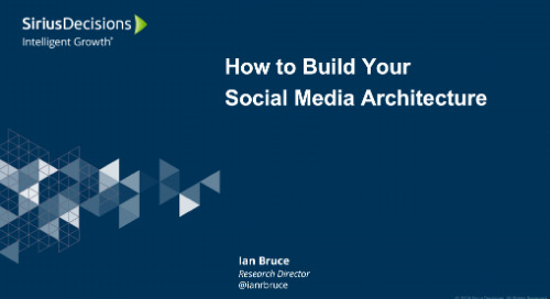 How To Control Social Media Sprawl Webcast Replay