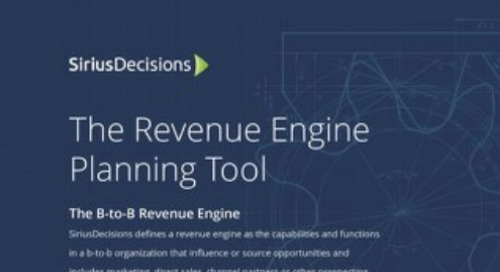The Revenue Engine Planning Tool