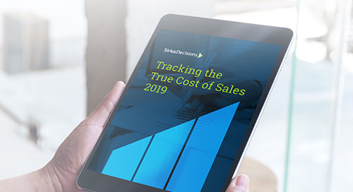 Tracking the True Cost of Sales 2019