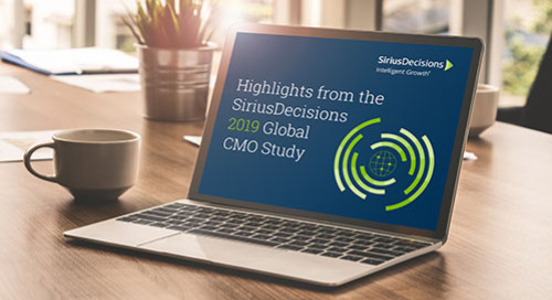 Key Findings from the 2019 CMO Global Study