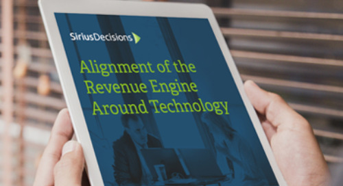 Alignment of the Revenue Engine around Technology