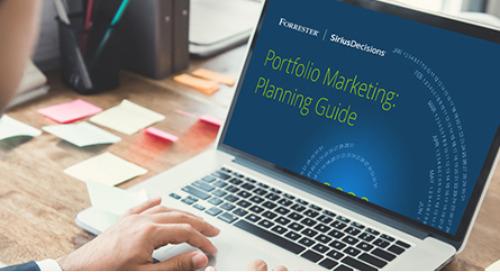 Portfolio Marketing: Planning Guide 2020