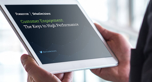 Customer Engagement: The Keys to High Performance