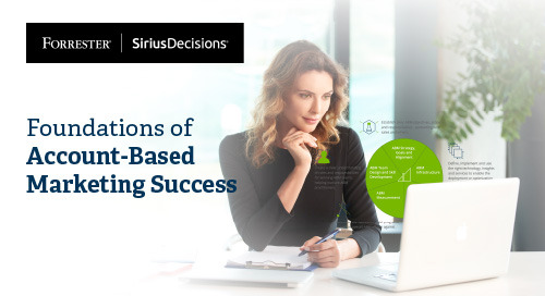 Foundations of Account-Based Marketing Success