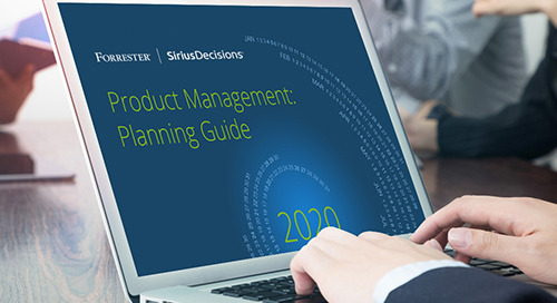 Product Management: Planning Guide 2020
