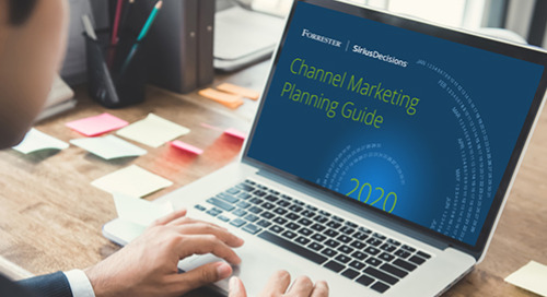 Channel Marketing: Planning Guide 2020