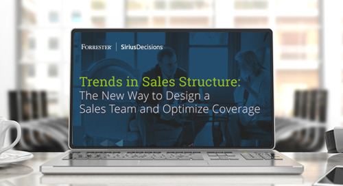 Trends in Sales Structure