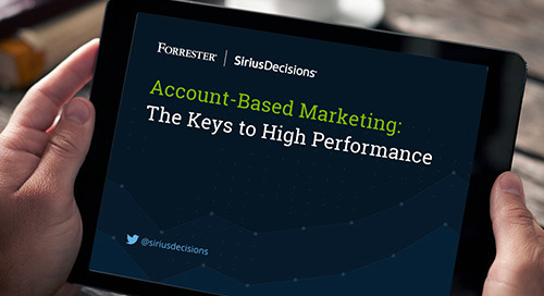 Account-Based Marketing: The Keys to High Performance