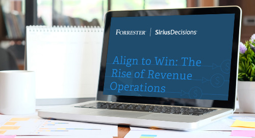 Align to Win: The Rise Revenue Operations