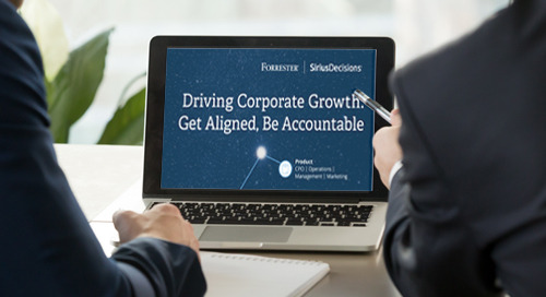 Driving Corporate Growth: Get Aligned, Be Accountable