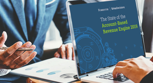 The State of the Account-Based Revenue Engine 2019