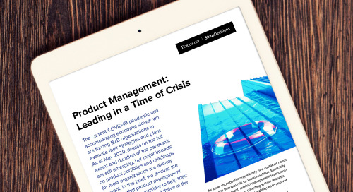 Product Management: Leading in a Time of Crisis