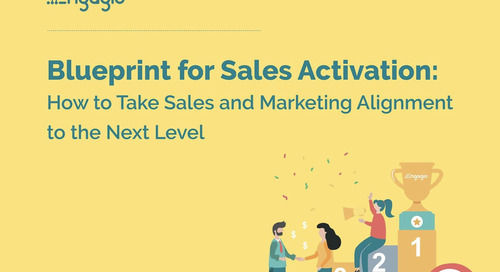 Blueprint For Sales Activation |  Engagio