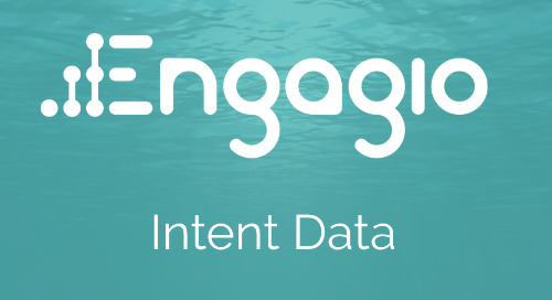 Engagio Intent Data