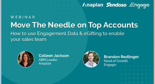 Move the Needle on Top Accounts  |   Replay
